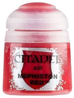 "Краска для аэрографа ""Citadel Air"" (mephiston red; 12 мл)"