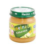 """Детское пюре Heinz Baby """"Кабачки"""" (80 г)"""