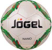 """Мяч футбольный Jogel JS-210 """"Nano"""" №4"""