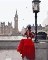 "Картина по номерам ""Лондонский шик"" (400х500 мм)"