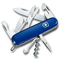 "Нож Victorinox ""Climber"" (14 функций; синий)"