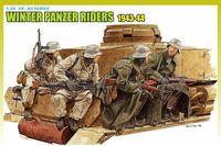 """Набор миниатюр """"Winter Panzer Riders 1943-44"""" (масштаб: 1/35)"""