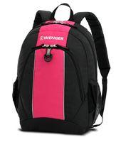 Рюкзак WENGER (20 литров, черный/розовый)