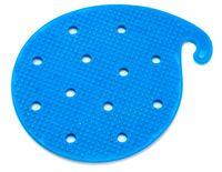 Губка для чистки овощей и фруктов многофункциональная (синяя)