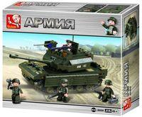 """Конструктор """"Головной танк"""" (312 деталей)"""
