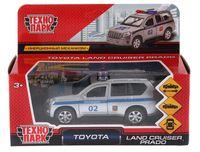 """Модель машины """"Toyota Prado. Полиция"""" (арт. PRADO-P)"""