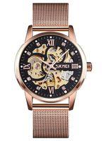 Часы наручные (золотистые; арт. 9199)