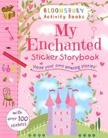 My Enchanted. Sticker Storybook