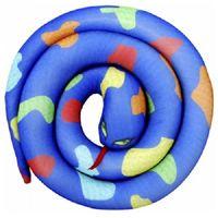 """Игрушка-антистресс """"Змея-спираль"""" (140 см; голубой)"""
