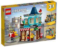 """LEGO Creator """"Городской магазин игрушек"""""""