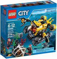 """LEGO City """"Глубоководная подводная лодка"""""""