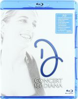 Concert for Diana. ���� 2 (Blu-Ray)
