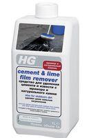 """Средство для удаления цемента и извести с мрамора и натурального камня """"HG"""" (1 л)"""