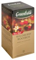 "Фиточай ""Greenfield. Wildberry Rooibos"" (25 пакетиков)"