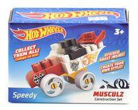 "Конструктор ""Hot wheels. Musculz Speedy"" (16 деталей)"