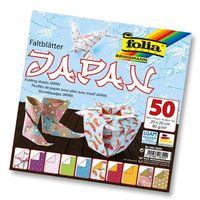 """Бумага цветная для оригами """"Япония"""" (200х200 мм; 50 листов)"""