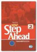 New Step Ahead: Teacher's Book v. 2 (+ CD)