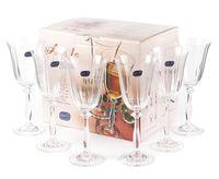"""Бокал для вина стеклянный """"Angela"""" (6 шт.; 250 мл; арт. 40600/1/250)"""