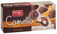 """Печенье глазированное """"Camellia. Апельсин"""" (150 г)"""