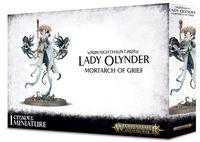Warhammer Age of Sigmar. Nighthaunt. Lady Olynder, Mortarch of Grief (91-25)