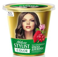 "Краска для волос ""Nature Stylist Color"" тон: 4.3, шоколад"