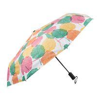 """Зонт """"Разноцветные листья"""""""