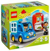 """LEGO Duplo """"Полицейский патруль"""""""