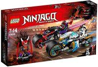 "LEGO Ninjago ""Уличная погоня"""