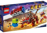 """LEGO The Lego Movie 2 """"Ультра-Киса и воин Люси"""""""