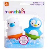 """Набор игрушек для купания """"Медведь и Пингвин"""" (2 шт.)"""