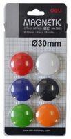 Магниты для доски (30 мм; 6 шт/уп)