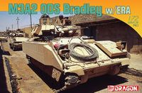 """Боевая машина """"M3A2 ODS Bradley w/ERA"""" (масштаб: 1/72)"""