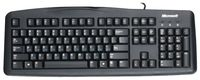 Клавиатура Microsoft 200 черная for business USB (6JH-00019)