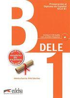 Preparacion DELE. B1. Libro (+ CD)