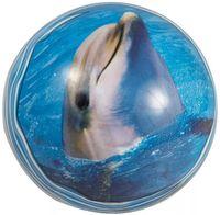 """Мяч """"Дельфины"""" (14 см)"""
