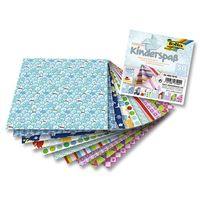 Бумага цветная для оригами (100х100 мм; 50 листов)