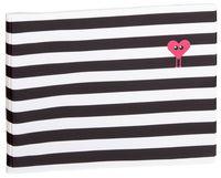"""Обложка для зачетной книжки """"Kawaii Stripes"""""""