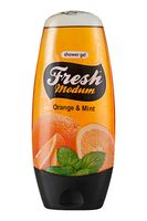 "Гель для душа ""Orange + Mint"" (250 мл)"
