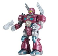 """Робот """"Red Revo"""" (со световыми эффектами)"""