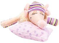 """Мягкая игрушка """"Сонная мышка"""" (24 см)"""