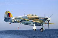 """Палубный истребитель """"Sea Hurricane"""" (масштаб: 1/48)"""