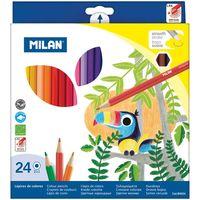 """Цветные карандаши """"211"""" (24 цвета)"""