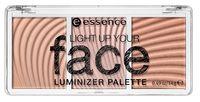 """Набор хайлайтеров для лица """"Light up your face"""" (тон: 10)"""