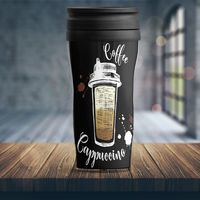 "Термостакан ""Coffee. Cappuccino"""