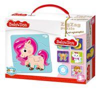 """Набор пазлов maxi """"Baby toys. Для принцесс"""" (18 элементов)"""