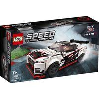 "LEGO Speed Champions ""Спорткар Nissan GT-R NISMO"""