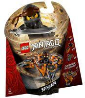 "LEGO Ninjago ""Коул: мастер Кружитцу"""