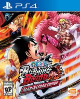 One Piece Burning Blood. Marineford Edition (PS4)