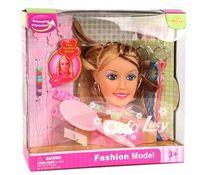 Кукла-манекен для моделирования причесок (арт. 8056)