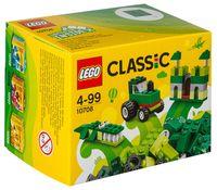 "LEGO Classic ""Зеленый набор для творчества"""